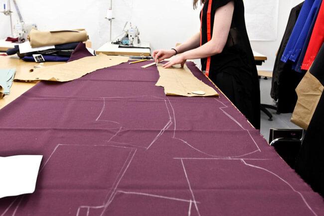 конструирование разработка и изготовление лекал для одежды