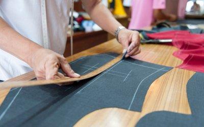 изготовление лекал, производство и пошив одежды